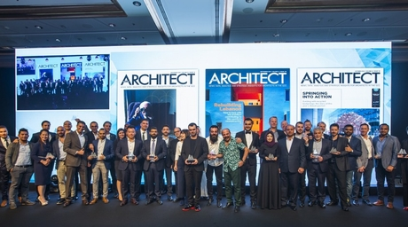 Video: Highlights from the Middle East Architect Awards 2017