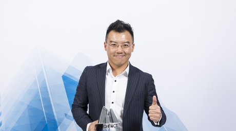MEA Awards 2017: Jonathan Huang from Atkins wins Enginner of the Year