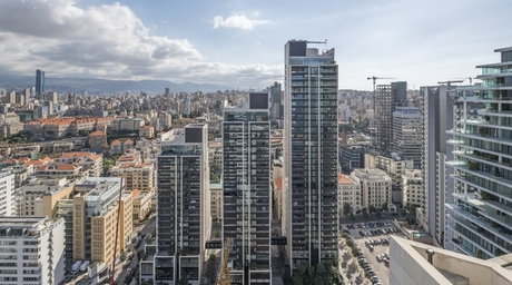Foster + Partners complete first residential development in Beirut
