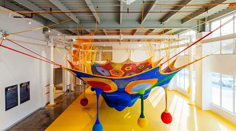 Sneha Divias creates interactive indoor playground in Dubai