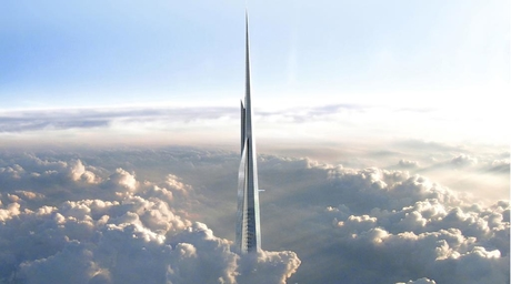 Middle East saw numbers of built skyscrapers stagnate in 2017