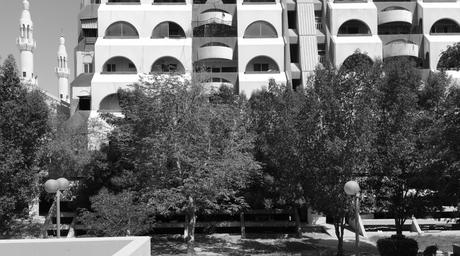 Artist Tarek Al-Ghoussein documents Kuwait's 1970s Al Sawaber housing development set for demolition