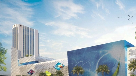 UAE contractor moving ahead with Aecom-designed seven-star hotel