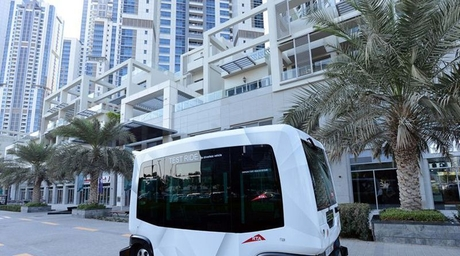 UAE ranked in world's top 10 countries for driverless vehicles potential