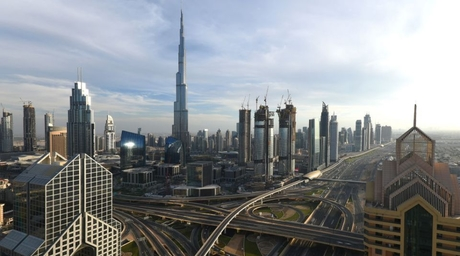 Atkins-designed supertall skyscaper in Dubai to become world's fifth tallest