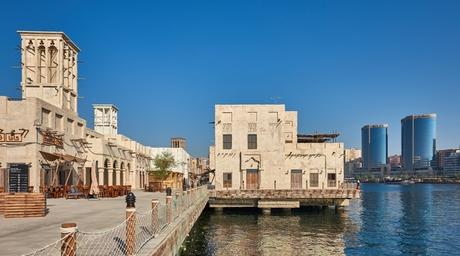GAJ completes design for heritage-inspired Al Seef development on Dubai Creek