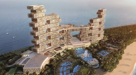 KPF-designed Royal Atlantis Resort & Residences to be completed in Dubai in Q3 2020