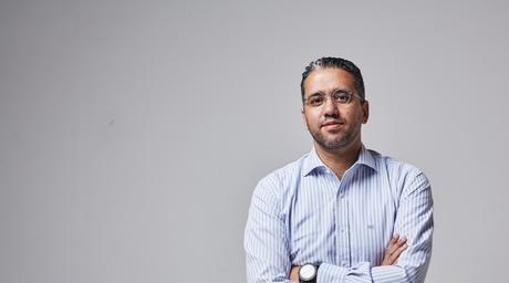 Meet La Casa's Atef Khedhir, head architect on the Mall of Palestine