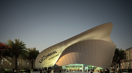 Architects behind Luxembourg pavilion for Expo 2020 opens Dubai office