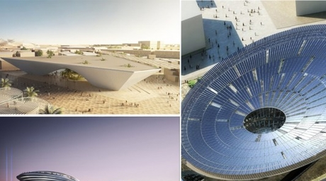 Construction progress announced for Dubai Expo 2020 Theme Pavilions