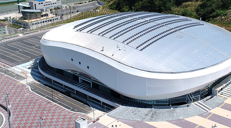 Trimble uses BIM technology to design 2018 Winter Olympics main arena
