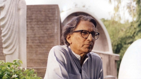 Indian architect Balkrishna Doshi is 2018 Pritzker Architecture Prize Laureate