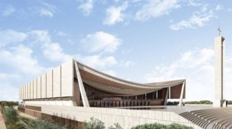 David Adjaye designs National Cathedral of Ghana in Accra