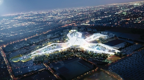 Siemens begins implementation of smart technology on Expo 2020 sites
