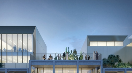 Date announced for Jameel Arts Centre opening in Dubai