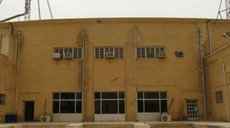 Iraqi architects ask country's Ministry of Youth and Sports to save modernist landmark
