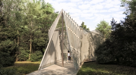 Foster + Partners reveals designs for first ever Vatican Pavilion at Venice Biennale 2018
