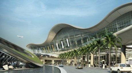 Architecture firm behind Abu Dhabi International Airport wins the bid to design Singapore's new Terminal 5