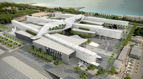 Case study: SSH's recently completed cultural complex reimagines a traditional Kuwaiti neighbourhood