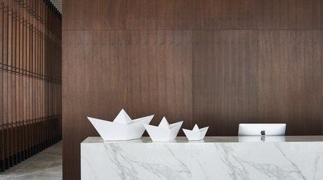 Architecture Studio-designed Form Hotel becomes first Design Hotels member in Dubai