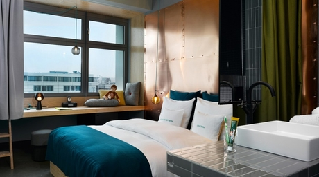 Woods Bagot to design the Middle East's first 25hours Hotel in Dubai