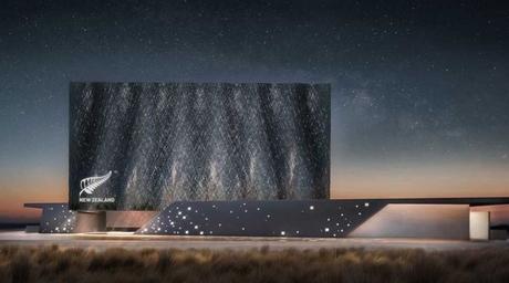 Jasmax reveals concept design for New Zealand pavilion at Dubai Expo 2020