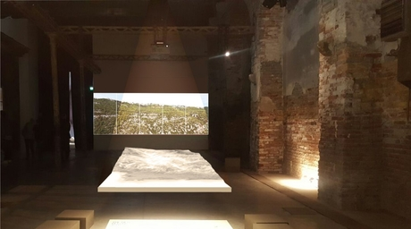 Lebanon Pavilion at Venice Biennale to reflect country's territorial challenges