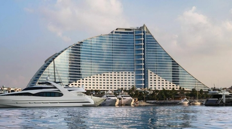 Atkins-designed Jumeirah Beach Hotel closes for renovation