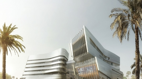 Benoy's design for the Global Business School in Jeddah reflects Saudi Arabia's Vision 2030