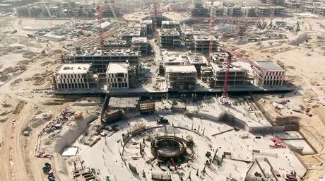 Video: construction update on Expo 2020 Dubai