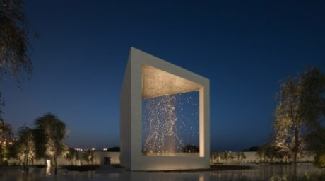 dpa lighting designs The Constellation for The Founder's Memorial in Abu Dhabi
