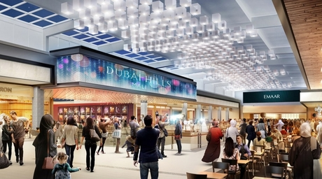 Dubai Hills Mall to feature solar harvesting shading system