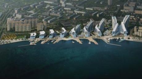ZHA to design masterplan project in Russia's port city Novorossiysk
