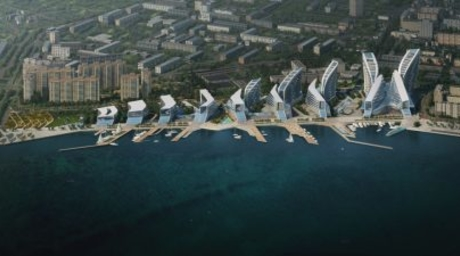 ZHA to design masterplan project in Russia's port city Novorossiysk