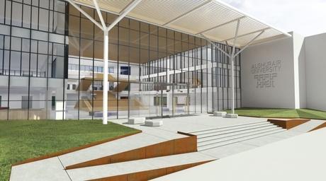 SVENM wins competition to redesign Al Ghurair University in Dubai