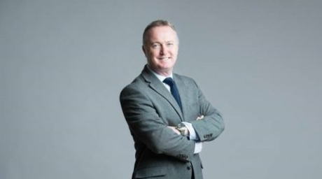 Frank McGoldrick to spearhead Aedas' Middle East and Europe operations