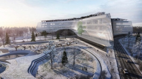 Zaha Hadid Architects' Technopark in Moscow receives  planning permission