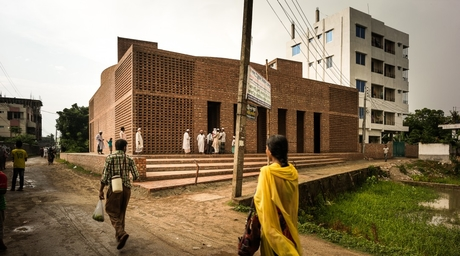 Marina Tabassum becomes first architect to win Jameel Prize for mosque in Bangladesh
