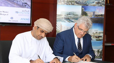 Atkins appointed lead consultant for Khazaen Economic City masterplan in Oman