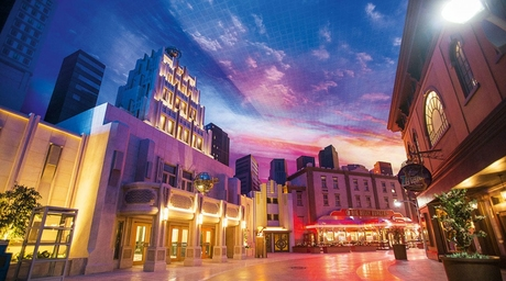US$1bn Warner Bros theme park opens in Abu Dhabi