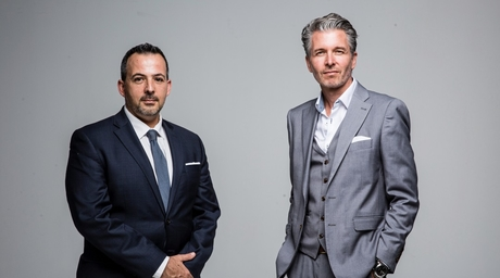 MEA Talks: Janus Rostock and Steven Velegrinis discuss moving to Aecom