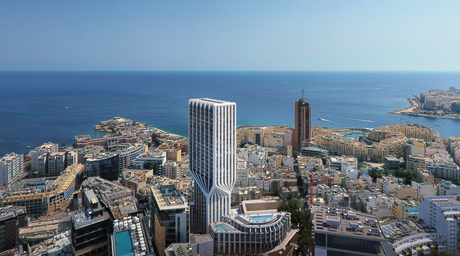 Zaha Hadid Architects completes renovation of early 20th century complex in Malta