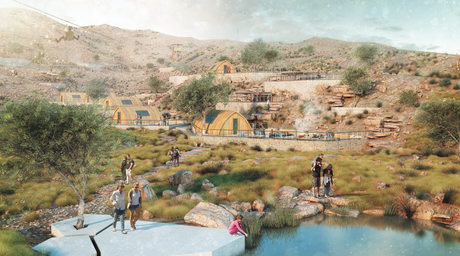 desert INK's Khor Fakkan Park serves as a blueprint for environmentally sustainable parks in the GCC