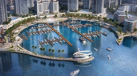Creek Marina: Dubai Creek Harbour reveals new project in the heart of Creek Island Dubai