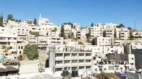 Tamayouz and Coventry University to launch week-long architecture workshop addressing Amman's future challenges