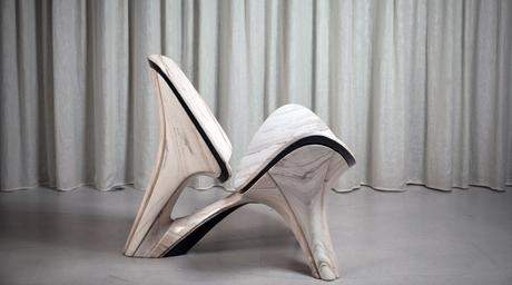 Zaha Hadid Architects reveals $145,000 Lapella Chair