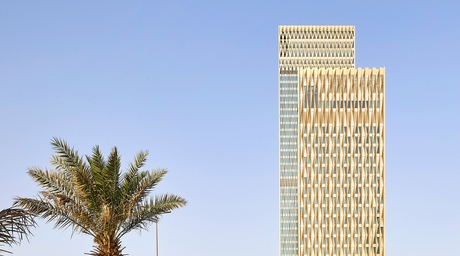 Burj Alshaya was designed like a 'nicely tailored suit' said Gensler's Tom Lindblom