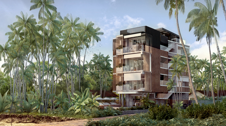Anarchitect-designed hotel in Sri Lanka is inspired by tropical modernism