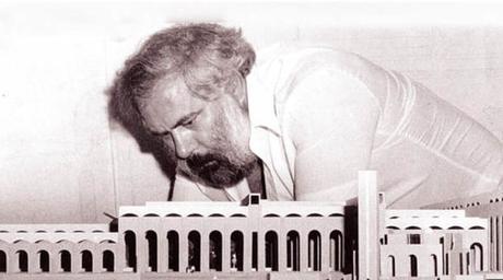 Iraqi architect Maath Alousi receives the 2018 Tamayouz Lifetime Achievement Award