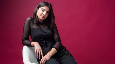 P&T's Sima Mounla hopes to contribute to Syria's reconstruction